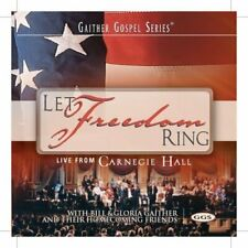 GAITHER,BILL & GLORI-LET FREEDOM RING (US IMPORT) CD NEW