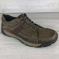 Merrell Falcon Shoe Men's Size 13 Performance Footwear Leather Brown Grip Bottom