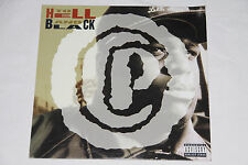 """C.P.O. to Hell and Black-US 1990 gangster-vinyly 12"""" LP CAPITOL Rare"""