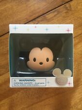 New listing Disney Store D23 '15 Expo Mickey Mouse Tsum Tsum Vinyl Mini Toy Figure New