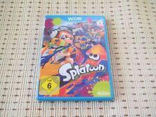 Splatoon für Nintendo Wii U *OVP*
