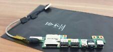 USB Cardreader Power DC In Jack Board MS-16C1N aus Medion Akoya S5612 MD97930