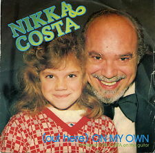 NIKKA COSTA ON MY OWN CHAINED TO THE BLUES VG+ VG+