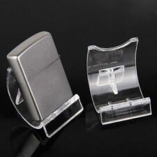 Stand Holder Acrylic Clear Lighters Display Cases Mp4 Mp3 Display Racks Storage