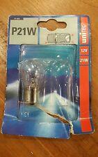 unitec Glühlampe BA15S 12V 21W P21W für Auto