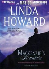 Linda HOWARD / MACKENZIE'S MOUNTAIN   [ Audiobook ]