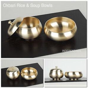 [by Artisan Kyung-Su Kim]Korean Bangjja Yugi Okbari Dinnerwares