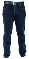 PIONIER PETER dark stone (mit Gürtel) Herren Five Pocket Jeans 2561 6525.61