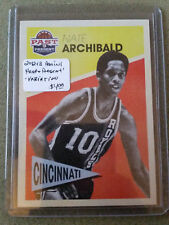 2012-13 Panini Past and Present Variations #47 Nate Archibald