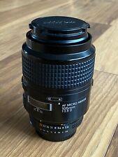 Nikon 105mm F2.8 Micro-Nikkor AFD Macro Lens, Boxed