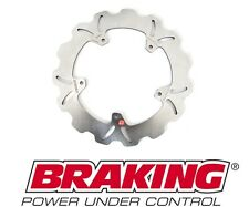 BRAKING DISCO POSTERIORE PIAGGIO MP3 400 2007-2008 REAR BRAKE DISK
