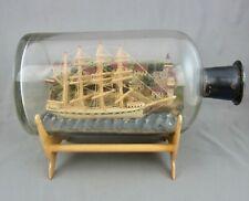 Schönes altes Buddelschiff