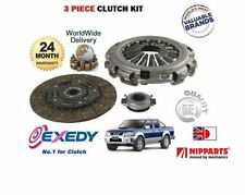 FOR NISSAN D22 PICKUP 2.5TD 4x4 NAVARA 2001-2008 NEW CLUTCH KIT COMPLETE 3 PIECE