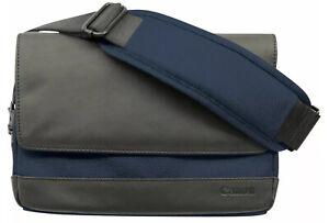 Canon SB100 Genuine Camera Case Shoulder Bag - Blue/Black
