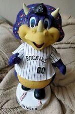 Dinger #00 Colorado Rockies Mascot 2002 Collector's Edition Bobblehead
