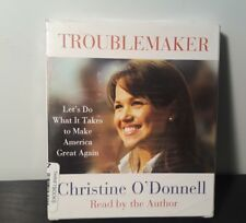 Troublemaker: Let's Do What It Takes...by Christine O'Donnell (CD Audiobook, Abr