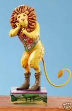 Jim Shore Heartwood Creek Wizard of Oz Cowardly Lion