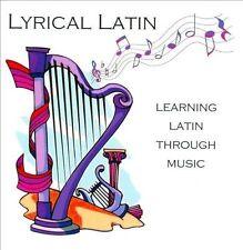 Lyrical Latin-Learning Latin Through Music
