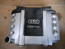 AUDI A8 4E Q7 Capot moteur V8 TDI Revêtement Diesel Carénage moteur haut 4.2