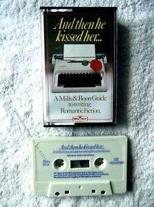 41310 And Then He Kissed Her... A Mills & Boon Guide Cassette Album 1986