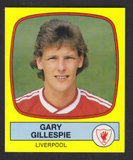 Panini - Football 88 - # 102 Gary Gillespie - Liverpool