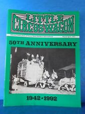 Little Circus Wagon 1992 March April Circus Model Builders International