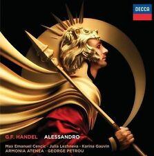 CD de musique classique opéra digipack