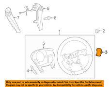 TOYOTA OEM 12-18 Prius C-Steering Wheel Lower Cover Right 4518647030C0
