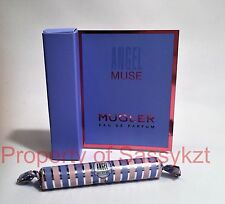 Mugler Angel Eau Sucree EDT Spray & Angel Muse EDP Rollerball sample vial