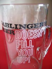New listing Gamblinger'S Beer Rare Vintage Stein~Pitcher Doesn'T Fill You Up Breweriana~Bar