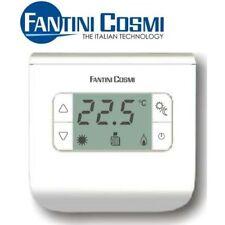 Termostato ambiente elettronico fantini cosmi CH110 con display digitale