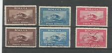 Rumänien, Romania, Mi.336-338 x+y, gest.