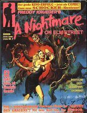 A Nightmare on Elmstreet – Horror Grusel- Spezial Nr. 2 – Condor - ungelesen