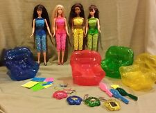 Sit in Style Dolls *Barbie #23421, Christie #23422, Teresa #23423, Kira #23424