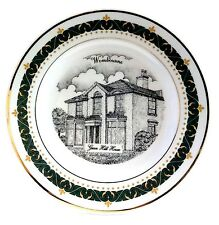 Canterbury Collection Limited Edition 6 plates Wombourne Gerald Swan Boxed