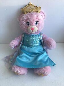 Disney Princess Build A Bear With Light Up Crown