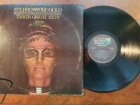 """STEPPENWOLF Gold (Greatest Hits) 33 RPM 12"""" LP VG Dunhill 1970 DSX-50099-A"""