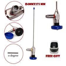 Top Rigid 0°Sinus Mirror ø4x175mm Sinuscope Arthroscopy Endoscope ENT Endoscopie