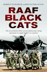 NEW Raaf Black Cats By Robert Cleworth Paperback Free Shipping