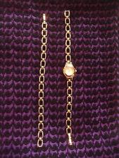 Woman's watch & Braclet Set New