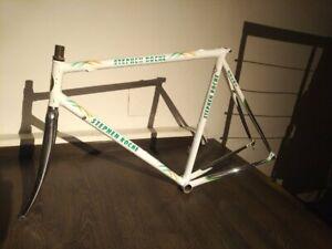 Stephen Roche Carrera Podium frameset frame columbus EL