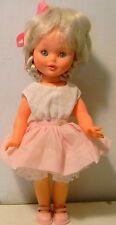 """Vintage Furga Italian Doll 14"""""""