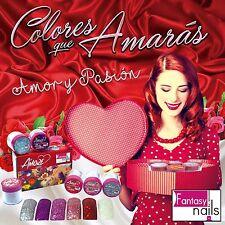 fantasy nails acrylic La Amore Collection