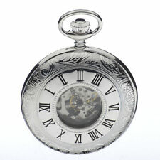 Lever Silver Pocket Watches