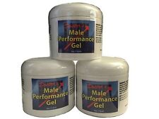 3 DOCTORS MALE PERFORMANCE GEL CREAM BEST NATURAL TESTOSTERONE BOOSTER BOOSTERS