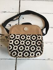 NWOT BLACK & TAN SPARTINA 440 INSULATED LUNCH BOX