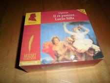 Mozart - Mozart Edition Volume 5 - Il re pastore/Lucio Silla - 5 CD-Box