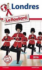 Guide du Routard Londres 2016 de Collectif | Livre | état acceptable
