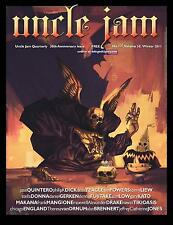*Signed Tim Powers* Uncle Jam Quarterly, Issue 100, Vol Tim Powers; Phil Yeh
