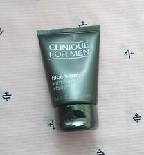 Clinique For Men Face Scrub 3.4oz/100ml BRAND NEW SEALED